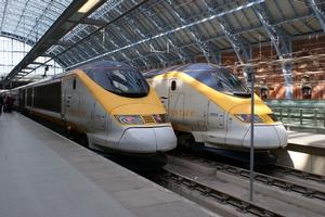 Eurostar selecciona dispositivos Grabba para control de pasaportes