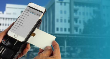 Leer chips de contacto smartcard con móviles Android y iPhone