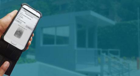 leer huella dactilar con móviles Android y iPhone