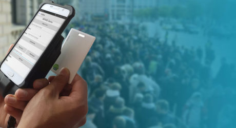 Lectura RFID con moviles Android y iPhone