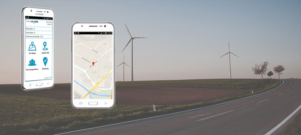 Localizacion GPS para moviles y tablets Android e iOS