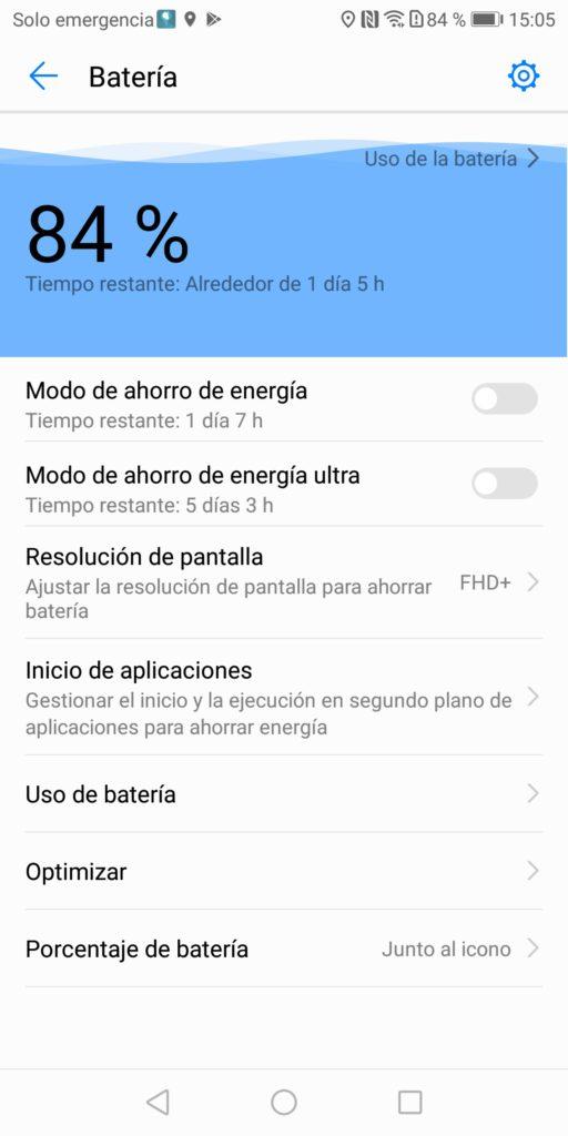 Huawei permitir inicio automatico segundo plano 2 Bateria