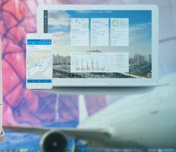 Localización GPS en el transporte aéreo de mercancías